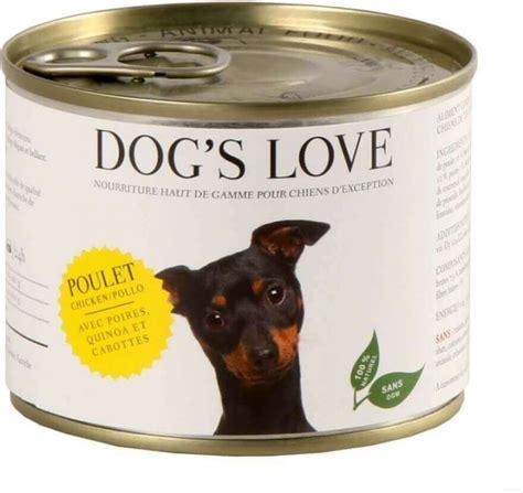 Alimentation industrielle pour chien, pâtée pour chien